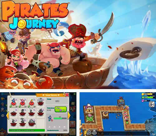 In addition to the game The secret of Chimera labs for iPhone, iPad or iPod, you can also download Pirates journey for free.