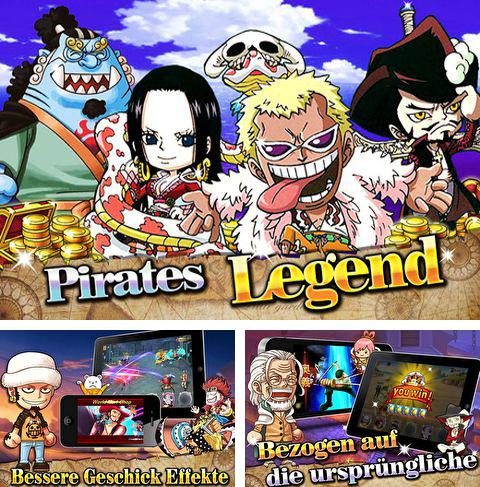 In addition to the game Dragon Eternity for iPhone, iPad or iPod, you can also download Pirates legend for free.