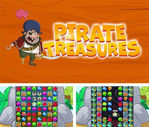 In addition to the game Power Rangers Samurai Steel for iPhone, iPad or iPod, you can also download Pirates treasures for free.