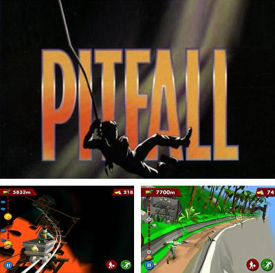 In addition to the game Kung Fu Jumpu for iPhone, iPad or iPod, you can also download PITFALL! for free.