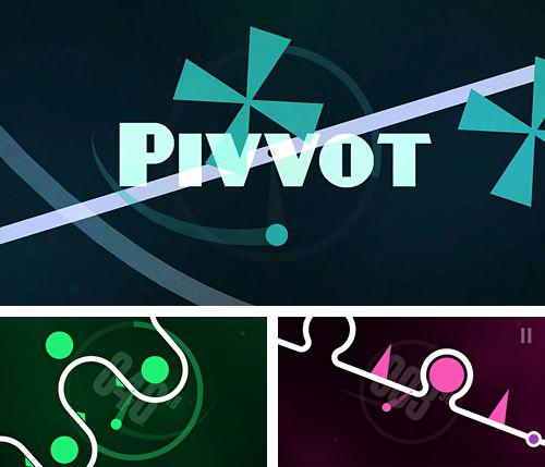 In addition to the game Skyward journey for iPhone, iPad or iPod, you can also download Pivvot for free.
