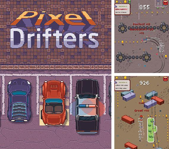 Download Pixel drifters iPhone free game.