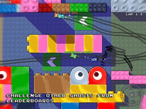 Screenshots of the Pixel machines game for iPhone, iPad or iPod.