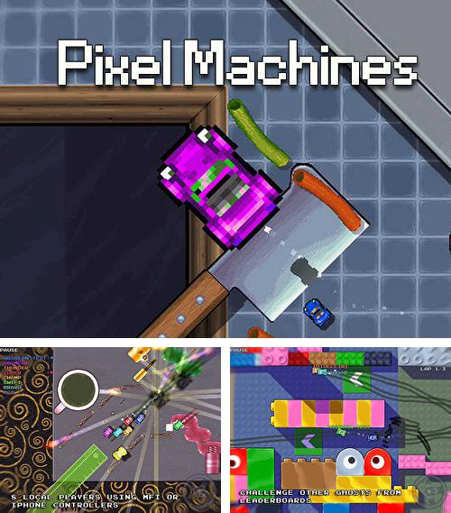 Download Pixel machines iPhone free game.
