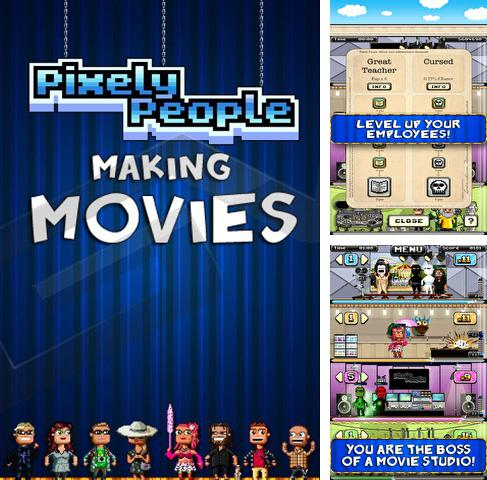 In addition to the game Sky Aces 2 for iPhone, iPad or iPod, you can also download Pixely People Making Movies for free.