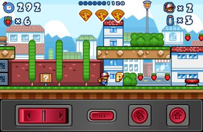 Descarga gratuita de Pizza Boy para iPhone, iPad y iPod.
