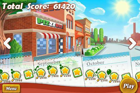 Free Pizza shop mania download for iPhone, iPad and iPod.