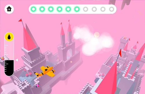 Screenshots of the Planes adventures game for iPhone, iPad or iPod.