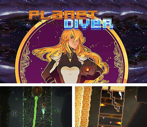 In addition to the game Mazecraft for iPhone, iPad or iPod, you can also download Planet diver for free.