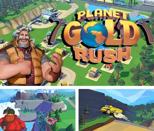 Download Planet gold rush iPhone free game.