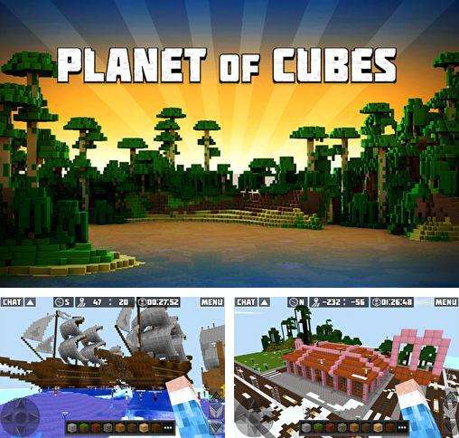 In addition to the game Crazy Skeleton for iPhone, iPad or iPod, you can also download Planet of cubes for free.