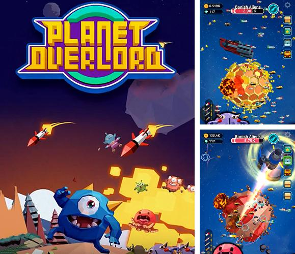 Download Planet overlord iPhone free game.