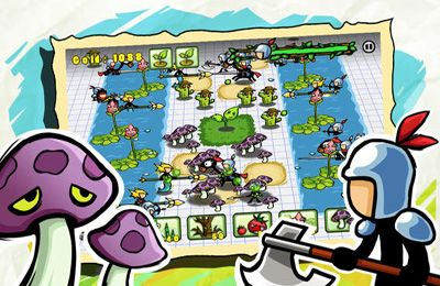 Descarga gratuita de Plants vs. Stick para iPhone, iPad y iPod.