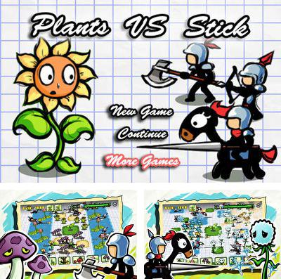In addition to the game THE BRUTAL SPY for iPhone, iPad or iPod, you can also download Plants vs. Stick for free.