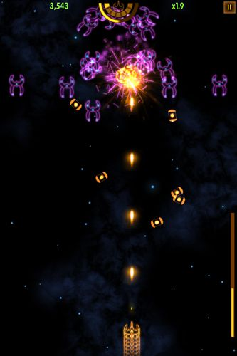 Screenshots of the Plasma sky game for iPhone, iPad or iPod.