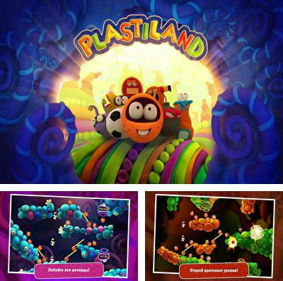 In addition to the game Motor Stunt Xtreme for iPhone, iPad or iPod, you can also download Plastiland for free.