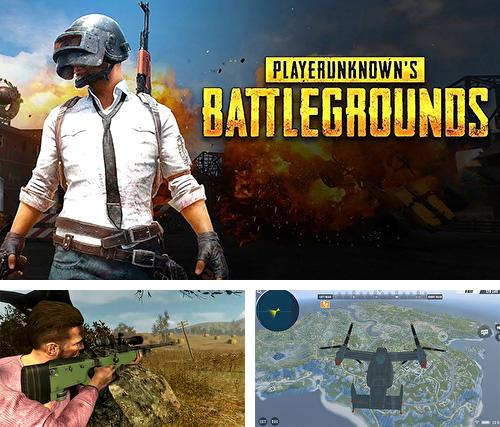 En plus du jeu Les Terres de Braves pour iPhone, iPad ou iPod, vous pouvez aussi télécharger gratuitement Champ des batailles d'un joueur inconnu, Player unknown's battlegrounds.
