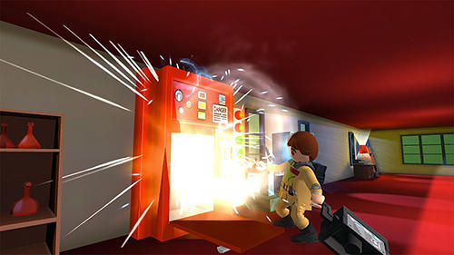 Écrans du jeu Playmobil Ghostbusters pour iPhone, iPad ou iPod.