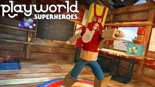 Playworld: Superheroes