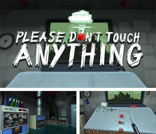 除了 iPhone、iPad 或 iPod 游戏,您还可以免费下载Please, don't touch anything 3D, 。