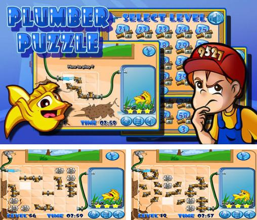 In addition to the game Kung Fu Master: Pig for iPhone, iPad or iPod, you can also download Plumber puzzle for free.