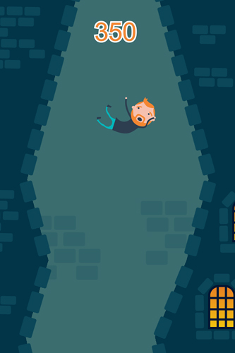 Free Plummet free fall download for iPhone, iPad and iPod.