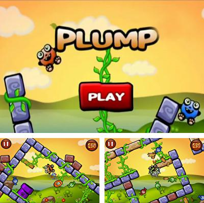 In addition to the game Avernum 2: Crystal souls for iPhone, iPad or iPod, you can also download Plump for free.