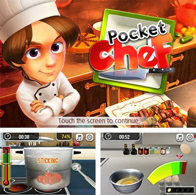 In addition to the game Warhammer 40000: Regicide for iPhone, iPad or iPod, you can also download Pocket Chef for free.