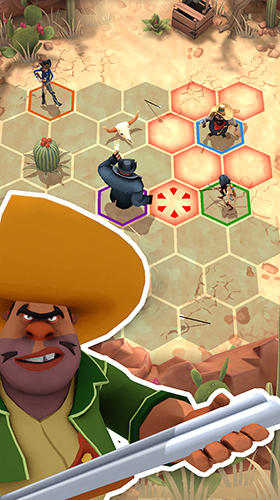 Download Pocket cowboys iPhone free game.