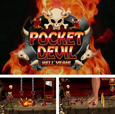 In addition to the game RunBot for iPhone, iPad or iPod, you can also download Pocket Devil - Hell Yeah! for free.