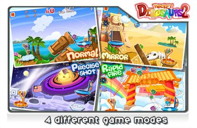 Baixe Pocket Dinosaurs 2: Insanely Addictive! gratuitamente para iPhone, iPad e iPod.