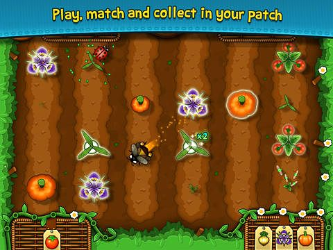 Screenshots do jogo Pocket garden para iPhone, iPad ou iPod.