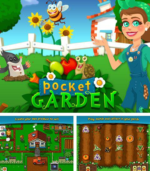 In addition to the game Ghostsweeper: Haunted Halloween for iPhone, iPad or iPod, you can also download Pocket garden for free.