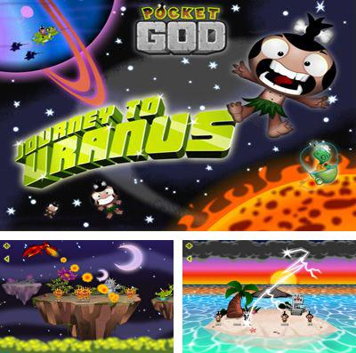 In addition to the game Ace Maverick for iPhone, iPad or iPod, you can also download Pocket God Journey To Uranus for free.