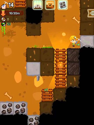 Игра Pocket mine 2 для iPhone