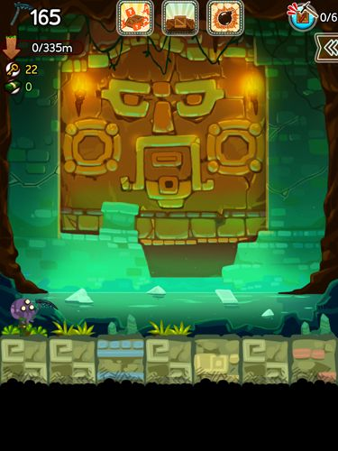 Capturas de pantalla del juego Pocket mine 2 para iPhone, iPad o iPod.