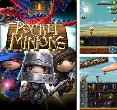 In addition to the game Monkeynauts for iPhone, iPad or iPod, you can also download Pocket Minions for free.
