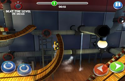 Screenshots of the Pocket Trucks game for iPhone, iPad or iPod.