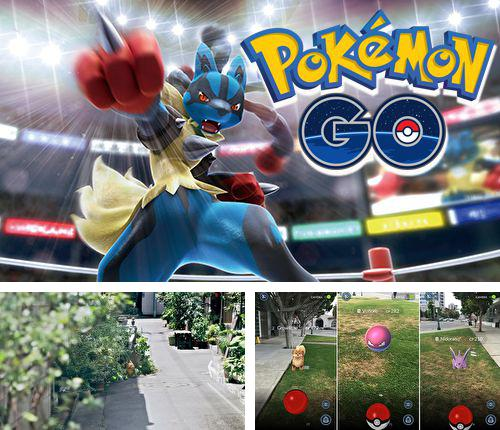 Download Pokemon go! iPhone free game.