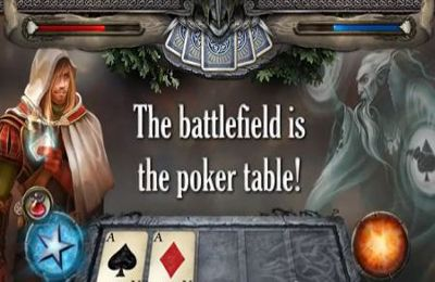 Écrans du jeu Poker Knight pour iPhone, iPad ou iPod.
