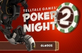 Скачать Poker Night 2 для iPhone. Бесплатная игра Ночь Покера 2 на Айфон.