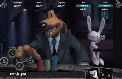 Écrans du jeu Poker Night 2 pour iPhone, iPad ou iPod.