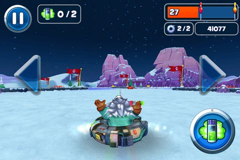 Free Polar bowler download for iPhone, iPad and iPod.