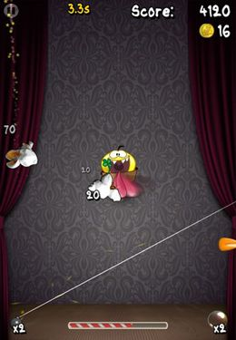 Screenshots do jogo Pop Corny para iPhone, iPad ou iPod.