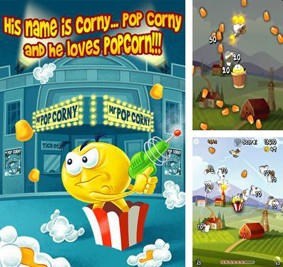 In addition to the game The source code for iPhone, iPad or iPod, you can also download Pop Corny for free.
