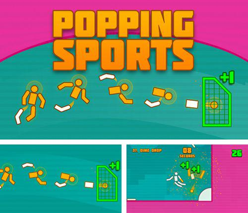 Download Popping sports iPhone free game.
