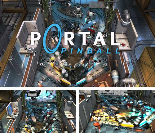 In addition to the game Cognition Episode 1 for iPhone, iPad or iPod, you can also download Portal pinball for free.