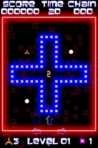 Capturas de pantalla del juego Portal rush para iPhone, iPad o iPod.