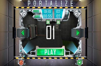 Download Portalize iPhone free game.