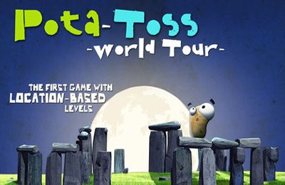 Download Pota-Toss World Tour: a Fun Location Based Adventure iPhone free game.